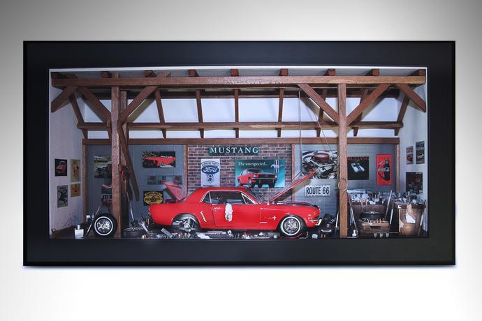 La Ruée vers l'Art Car Models