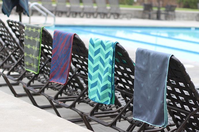 Acteon Beach Towels