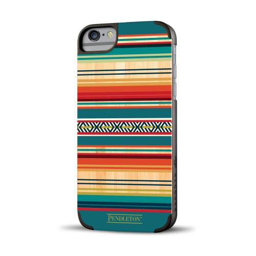 Pendleton Serape Printed Bamboo iPhone 6 Plus Case
