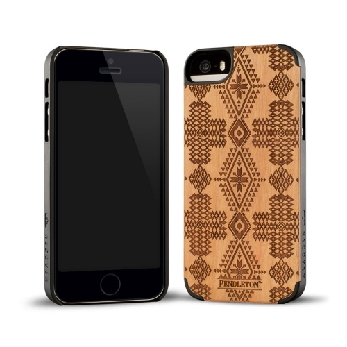 Pendleton Canyonlands Engraved Cherry iPhone 5/5s Case
