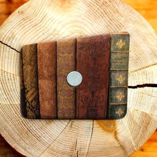 Wooden Pocket Square | Book Spine | Baffi | Baltic Birch