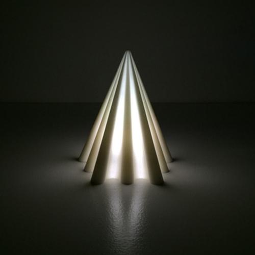Pyramid Lamp Medium