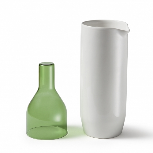 Crudo Water and Wine Jug Ceramic | Atipico