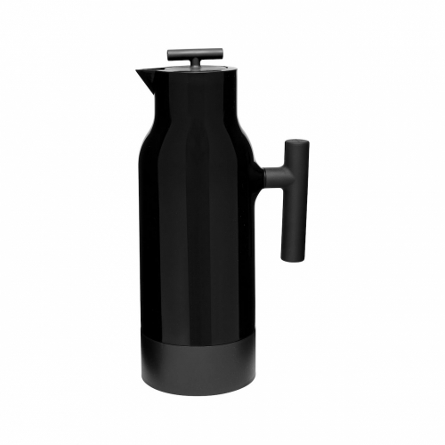 Accent Coffee Pot, Black