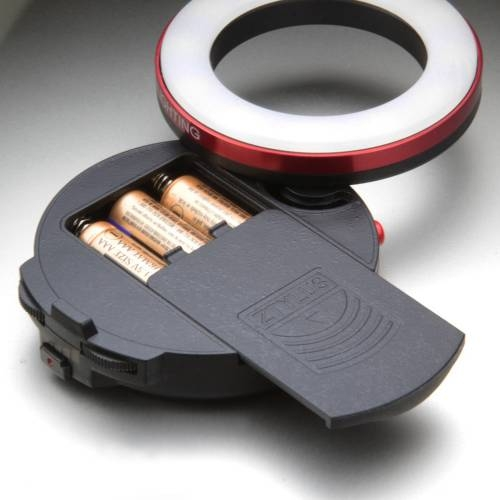 LED Ring Light Attachment   Ztylus