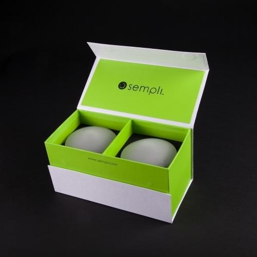 Stemless Wine Glasses   Cupa-Vino Ice Set   Sempli