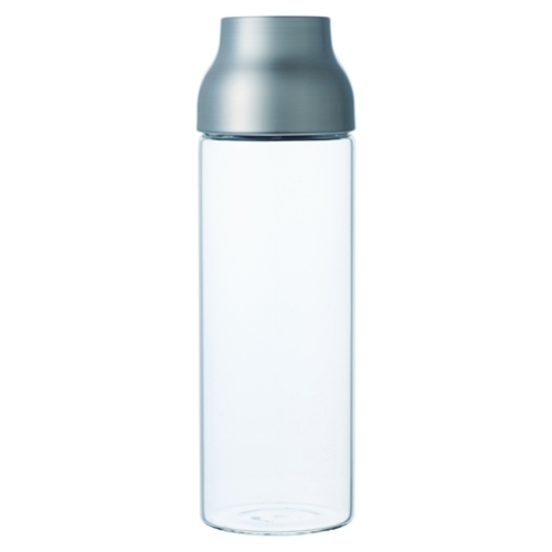 Capsule Water Carafe 1L, Stainless