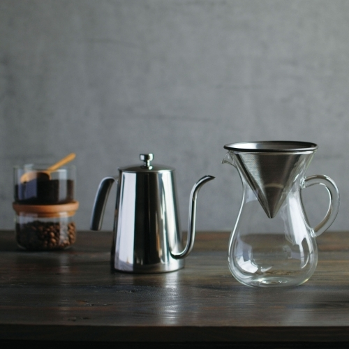 Slow Coffee Set, 300 mL, Kinto