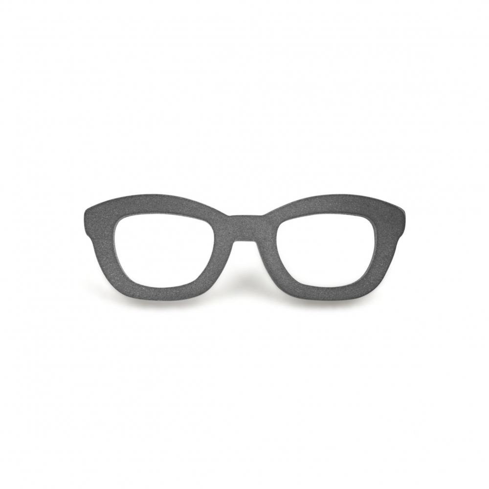 Lapel Pin, Glasses, Wurkin Stiffs