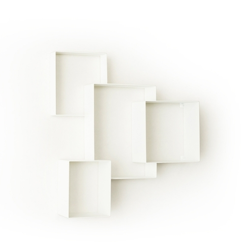 Cloud Cabinet, White