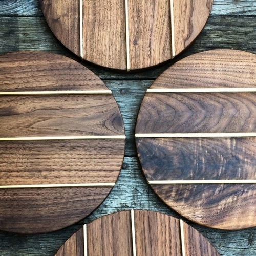 Trivet, The Wooden Palate
