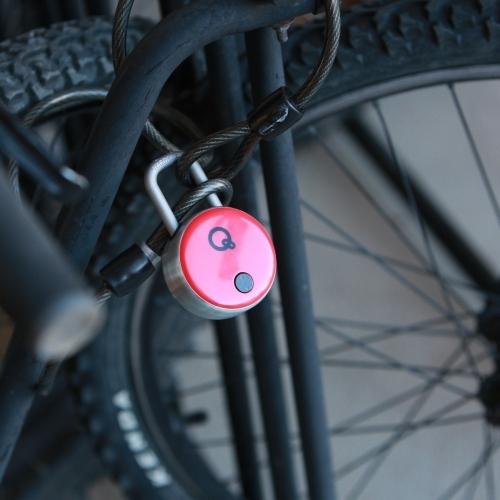 The GunBox   Bluetooth & NFC Padlock