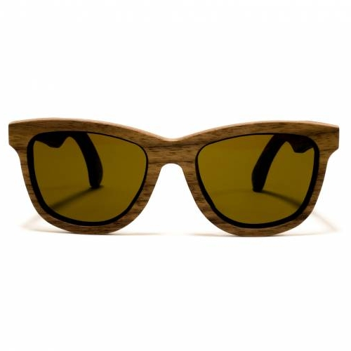 Bombay Walnut Sunglasses | Parkman