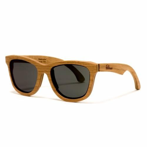 Wood Sunglasses   Bombay Cherry Wood Sunglasses   Parkman