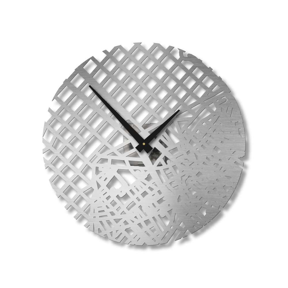Barcelona Clock | Urban Story | Design Timepieces Map Clock