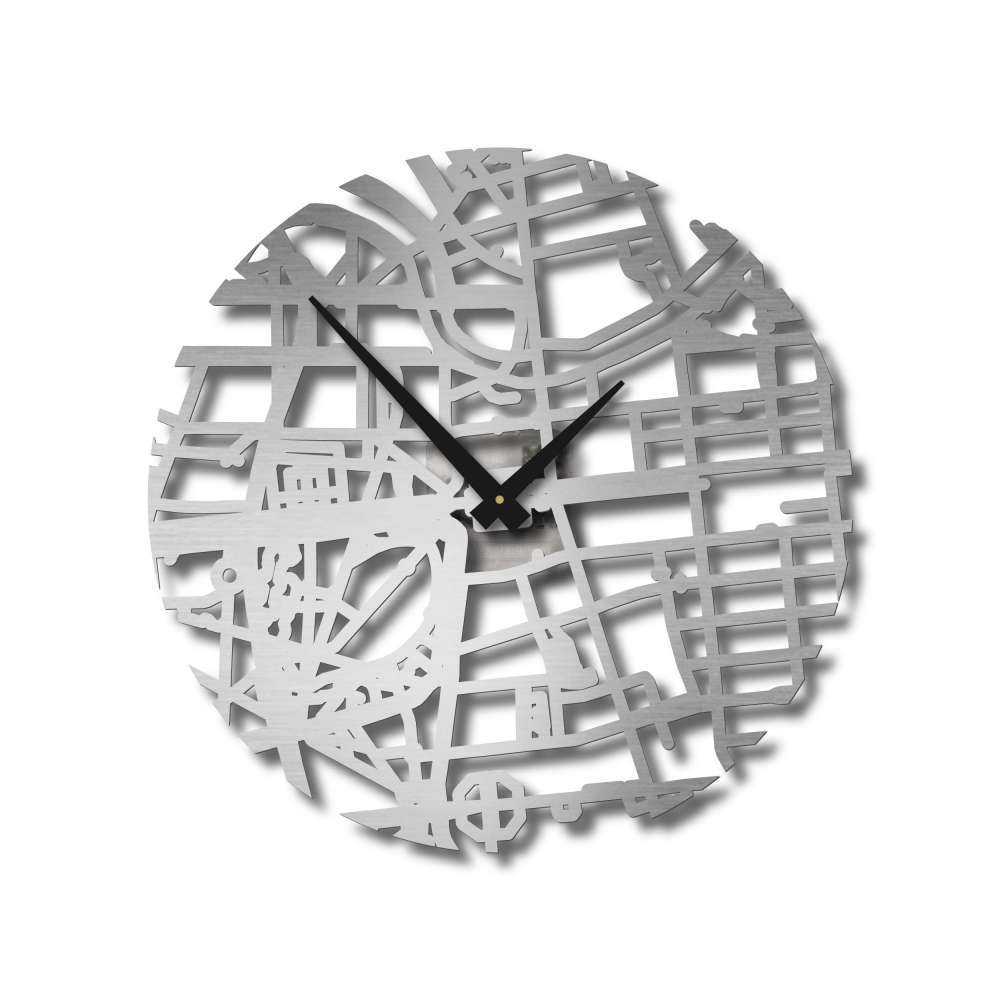 Berlin Clock | Urban Story | Design Timepieces | Map Clock