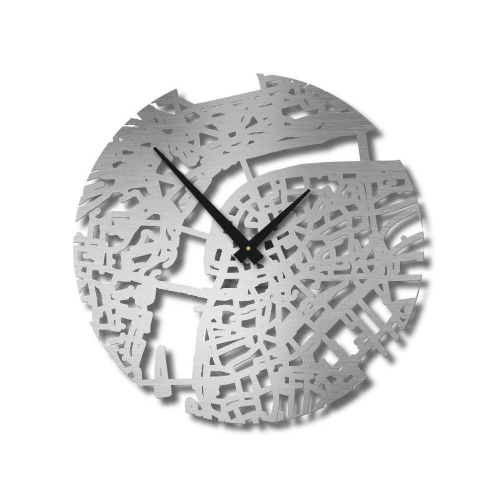Prague Clock   Urban Story   Wall Timepieces   Map Clocks
