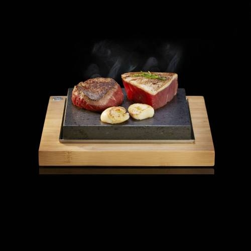 Sizzling Steak Plate
