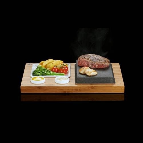 Steak & Sides Set, Compact