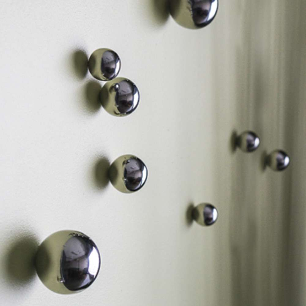 'Orb' Wall Play, Set of 10 - Wall Decoration Set