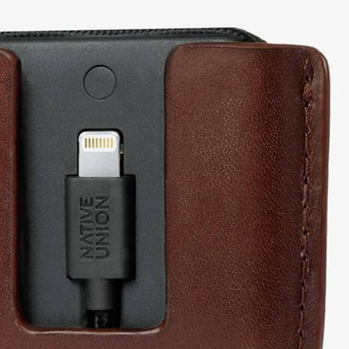 Jump™ Charging Cable   2-in-1 Battery Booster   Native Union