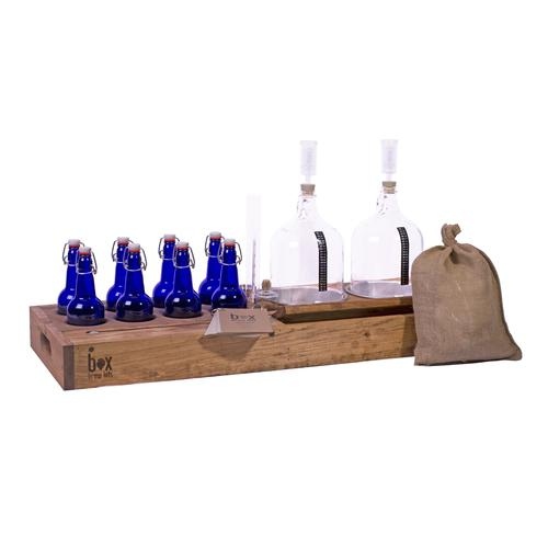 Home-Crafted Beer Kit | Double Barrel | Box Brew Kits