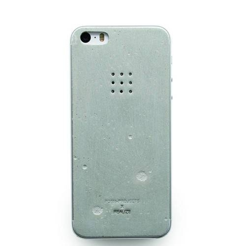 Luna Concrete Skin for iPhone 5/5s