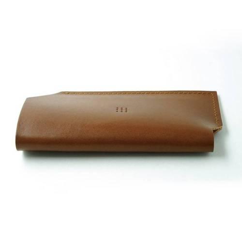 501 iPhone 6/6 PLUS Sleeve, Brown - Leather iPhone Sleeve
