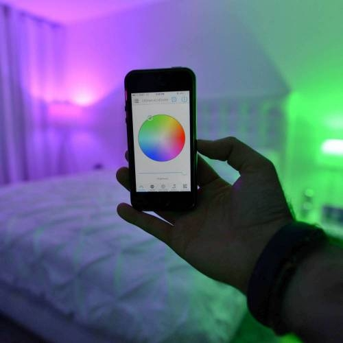 Smfx Smart Bulb - A Simple, Smart Bluetooth Enabled LED Smart Bulb that you Control with your Smartphone
