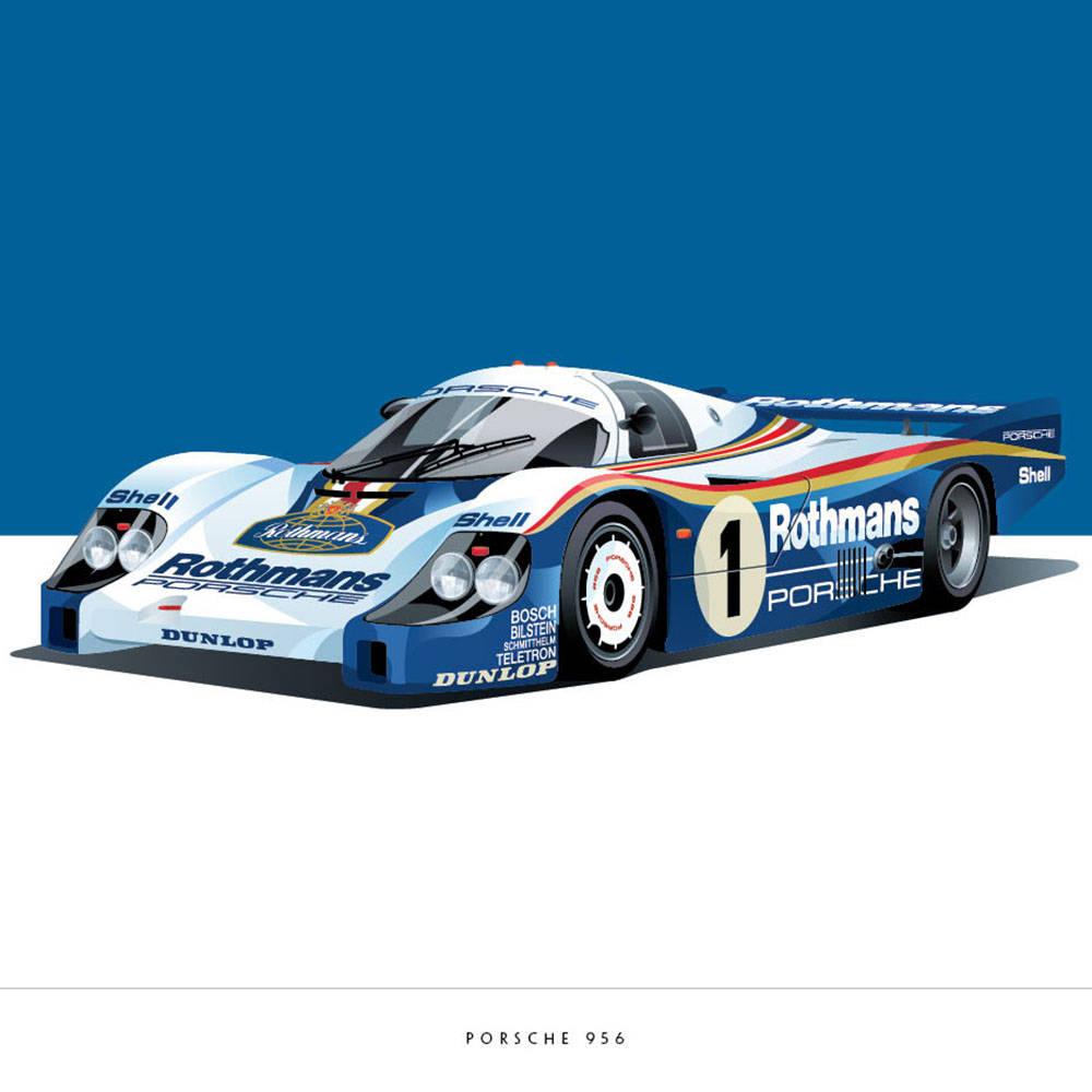 Porsche 956 - Arthur Schening