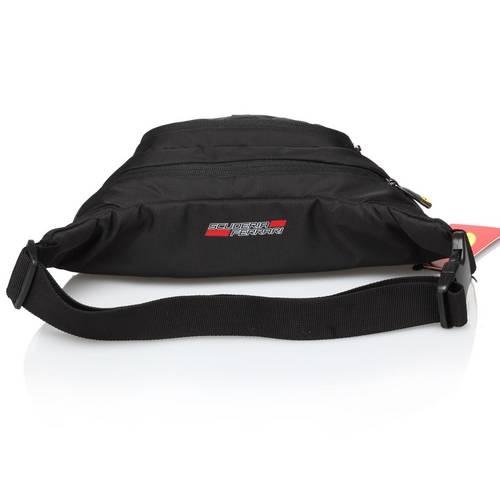 Black Waist Bag - Ferrari