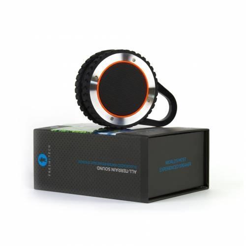 All Terrain Sound - Rugged Waterproof Bluetooth Speaker