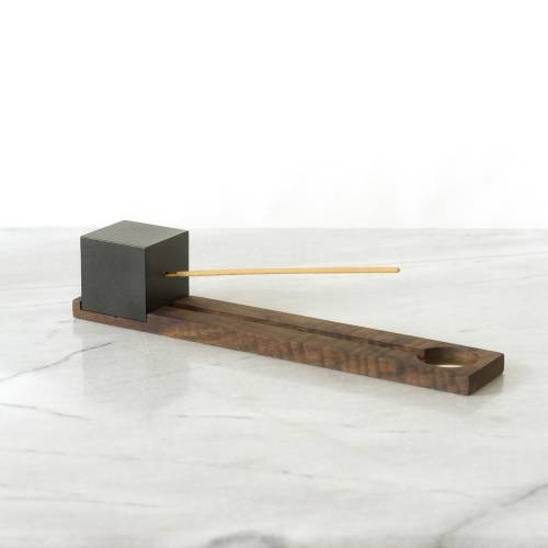 Incense Burner No. 1 | Black