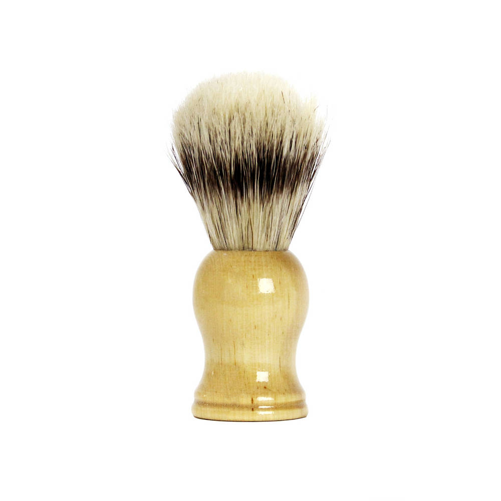 Badger Bristle Shaving Brush | Crux Grooming