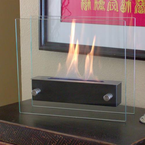 Irradia Noir Fireplace