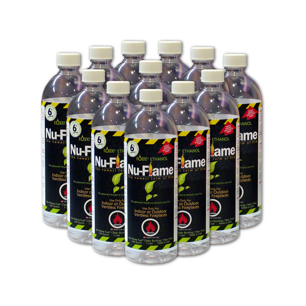 Liquid Bio-Ethanol Fuel - Safe, Eco-friendly, & Long-lasting