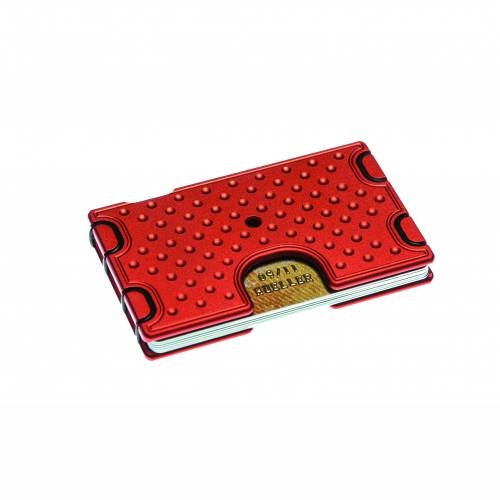 Wallum A1 Silicone Card Holder Wallet | Aluminum Wallet