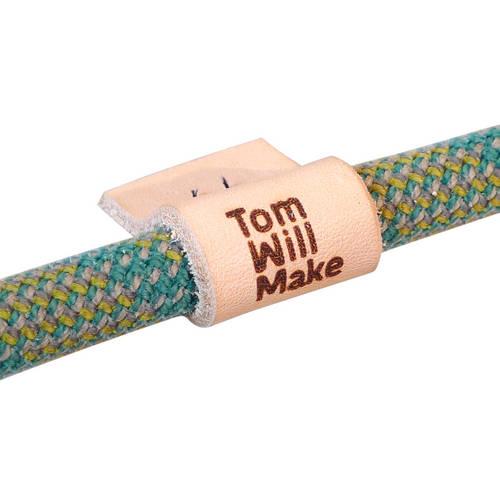 Rope Bone Dog Toy | Tom Will Make | Reclaimed Climbing Rope