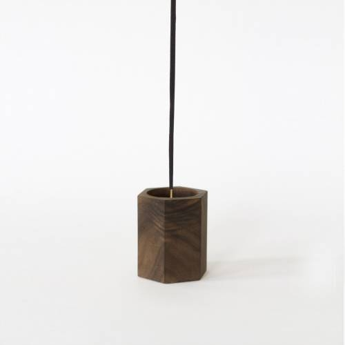 Vertical Incense Burner | Incense Burner No. 2 | Lonewa