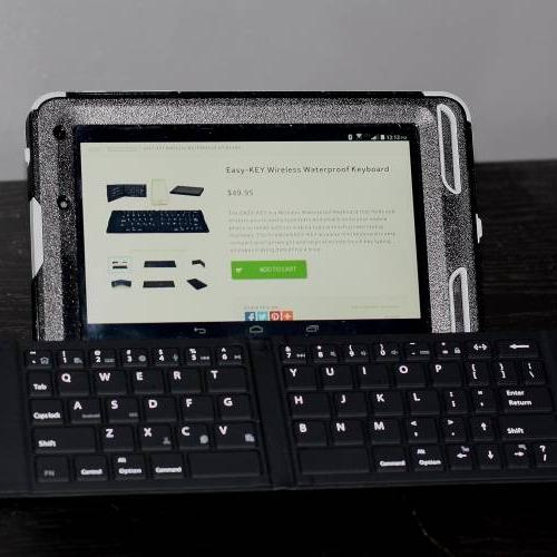 Waterproof Bluetooth Keyboard   Easy Key   Schatzii