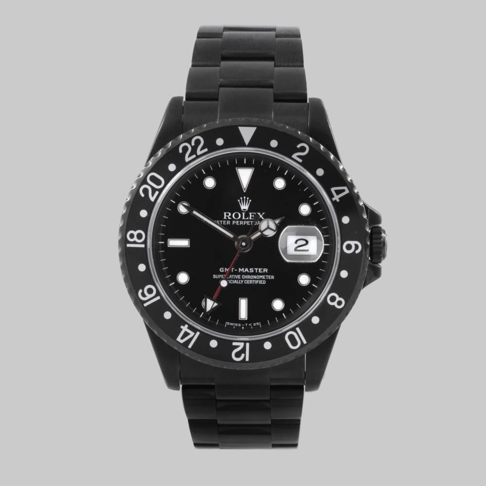 Rolex GMT Master 011 - PVD Vintage Rolex