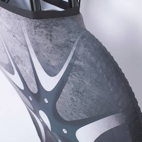 Silverbird Bicycle Cover - Velo Sock
