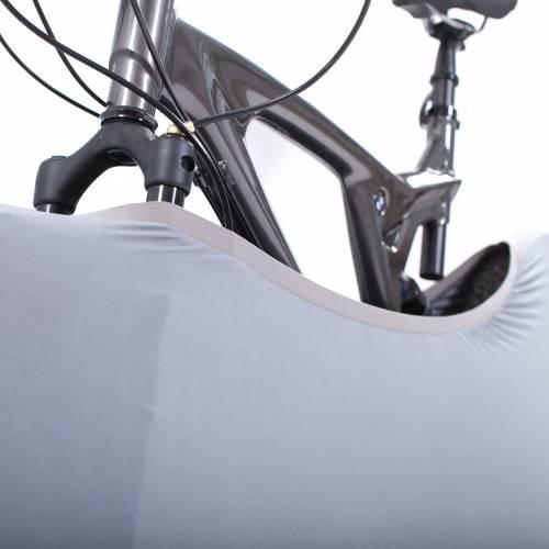 Grey Bicycle Cover - Velo Sock