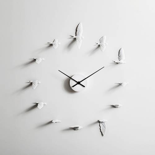 Swallow Clock - Haoshi Design