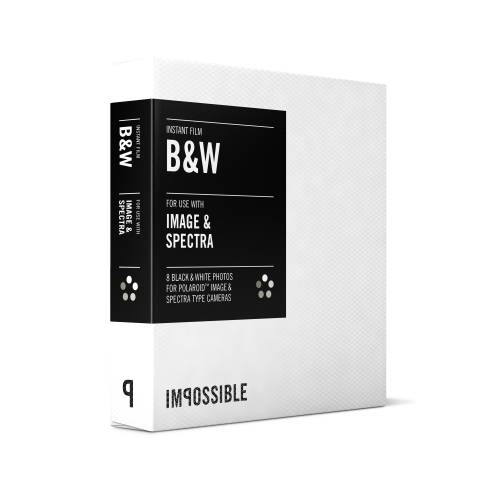 Image Spectra B&W Film - Imposible Project