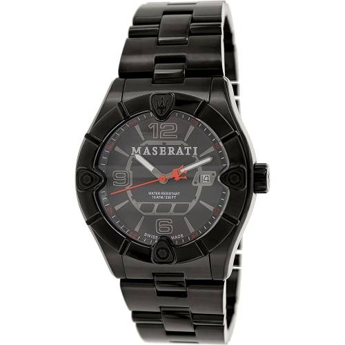 Meccanica Black Swiss, Steel