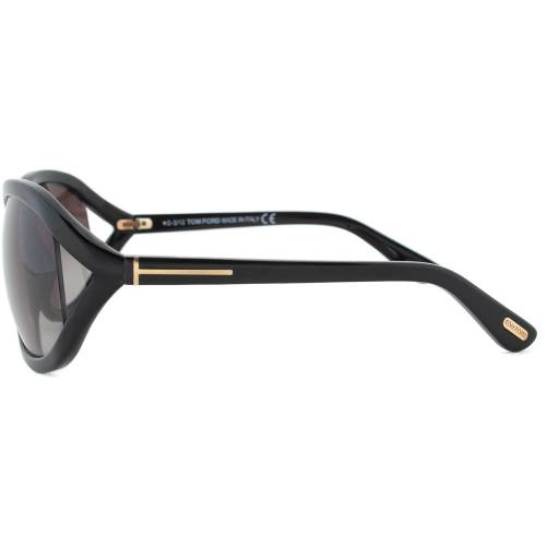 Tom Ford FT0278 01B Vivienne Sunglasses