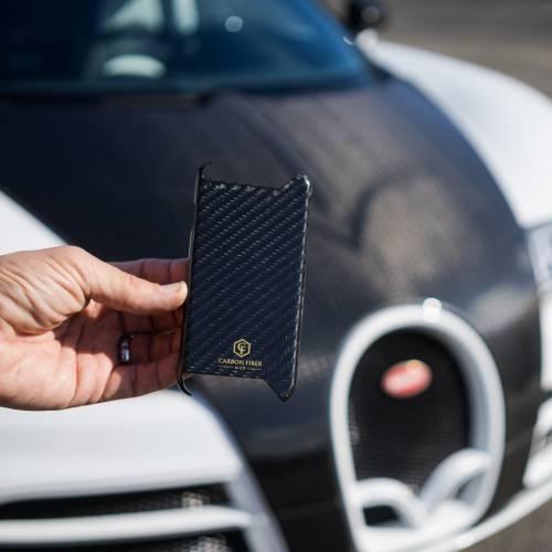 Carbon Fiber iPhone 6/ 6S Case - Gloss