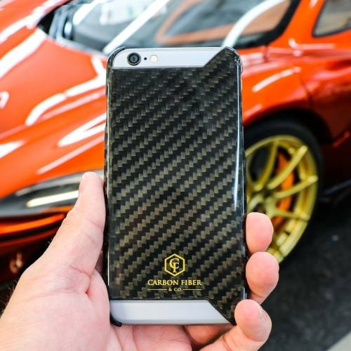 Carbon Fiber iPhone 6/6S Case, Gloss
