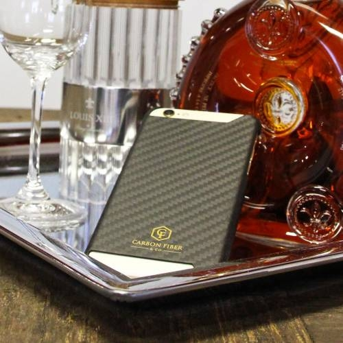 Carbon Fiber iPhone 6 Plus /6S Plus Case - Matte